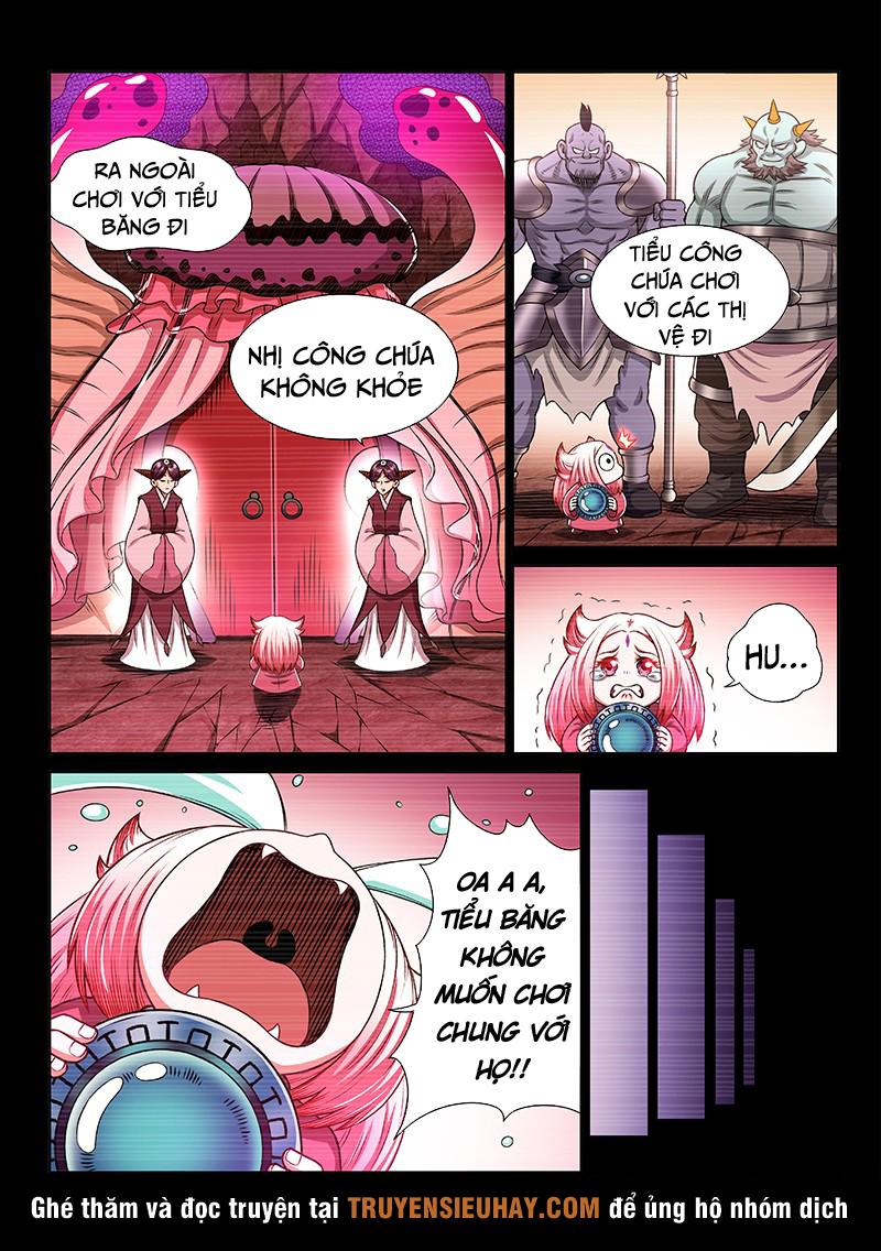 Ta Là Đại Thần Tiên chap 220 - Trang 11