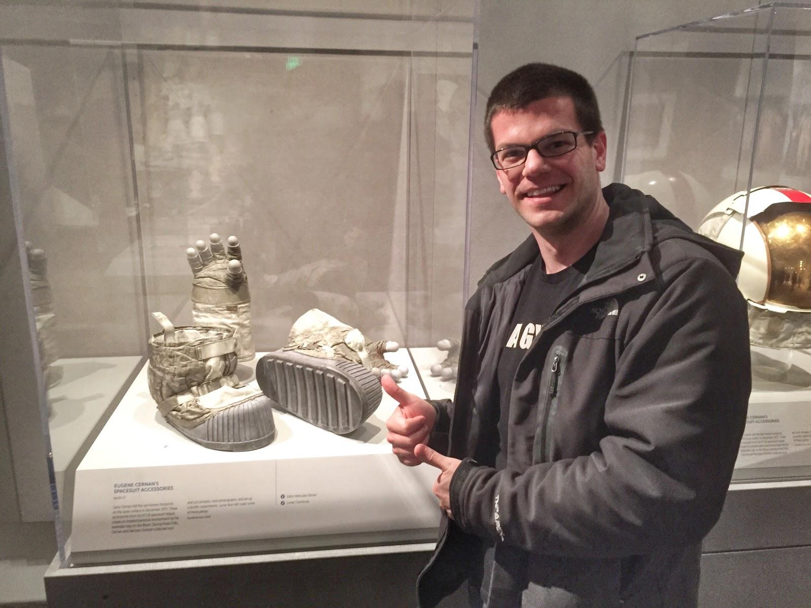 museum moon boot exhibit