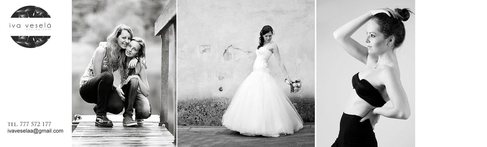 Svatební fotografie Iva Veselá