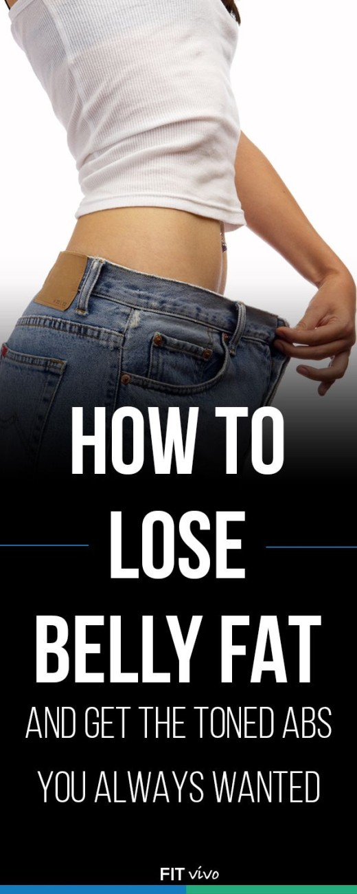 Lose the unwanted Belly Fat