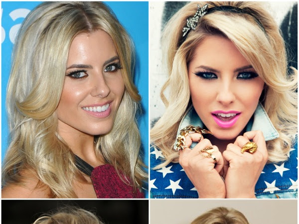 Beauty Crush: Mollie King