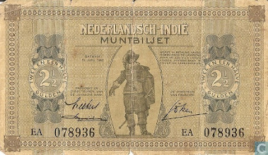 Matawang Belanda