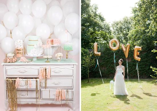 wedding backdrops, wedding balloons, decorazioni matrimonio