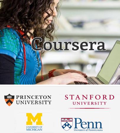 Cursos grátis online em universidades de prestígio mundial
