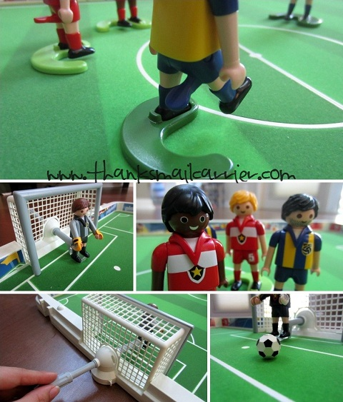 Playmobil soccer review