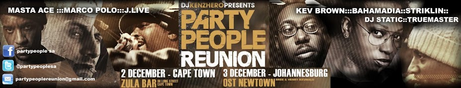 Party People Reunion