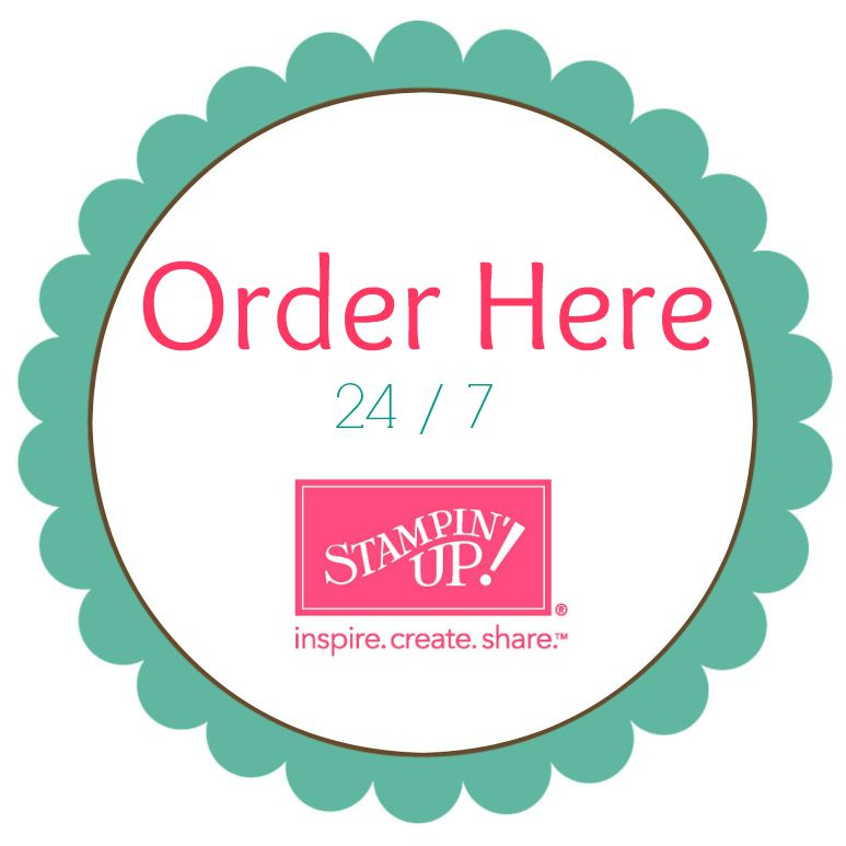 Order Stampin' Up! Here