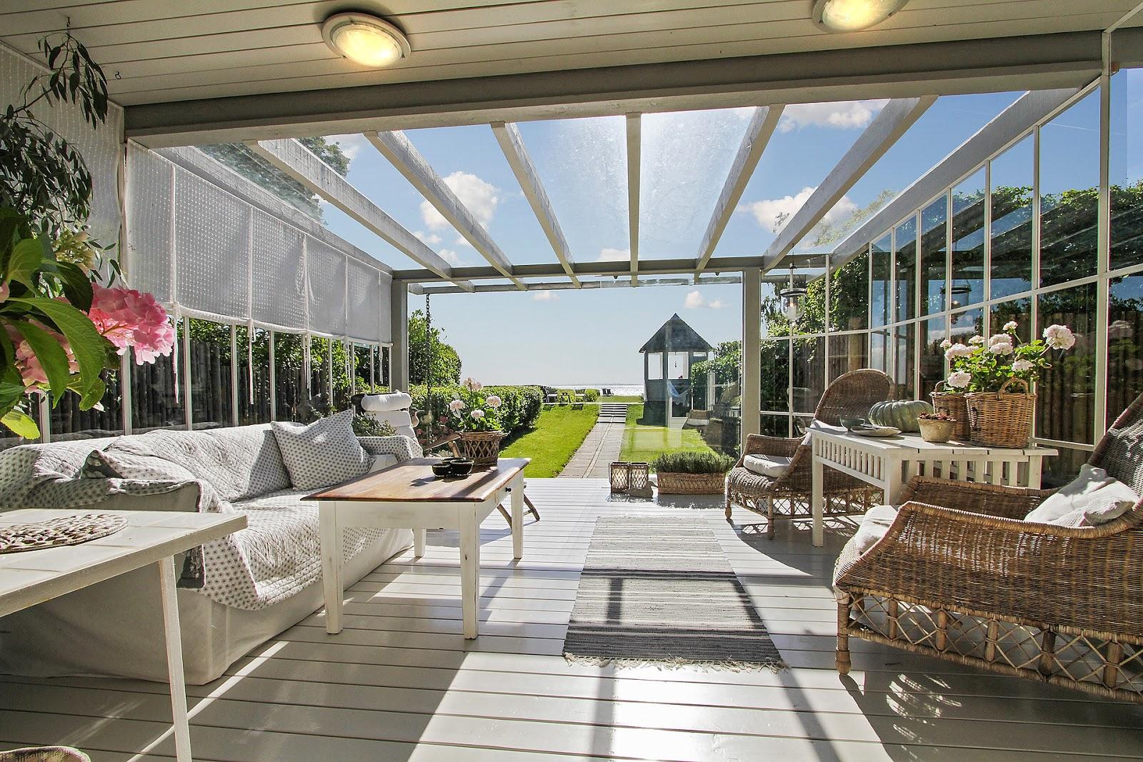 Lovely deco une jolie maison au style campagnard for Maison style campagnard