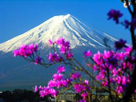 Cerita asal usul nama Gunung Fujiyama