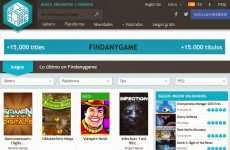 Findanygame: buscador de videojuegos para Pc, Mac, iOS, Android, Xbox, PlayStation y otras plataformas