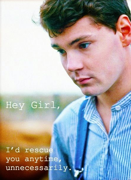 Delicious Reads: Gilbert Blythe, Jonathan Crombie Actor in Anne of Green Gables