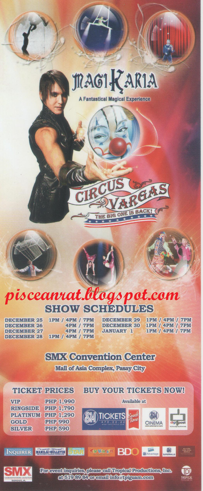 circus vargas manila ticket price