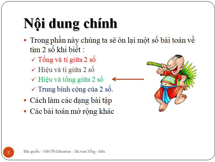 Bài toán tìm hai số khi biết tổng.hiệu(2)