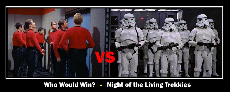 red+shirts+vs+stormtroopers+meme memetic star trek red shirts vs memetic star wars stormtroopers