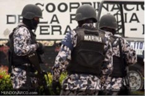 que durante un patrullaje del personal naval en calles del puerto de ...