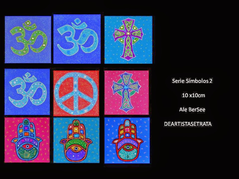 Serie Simbolos 2