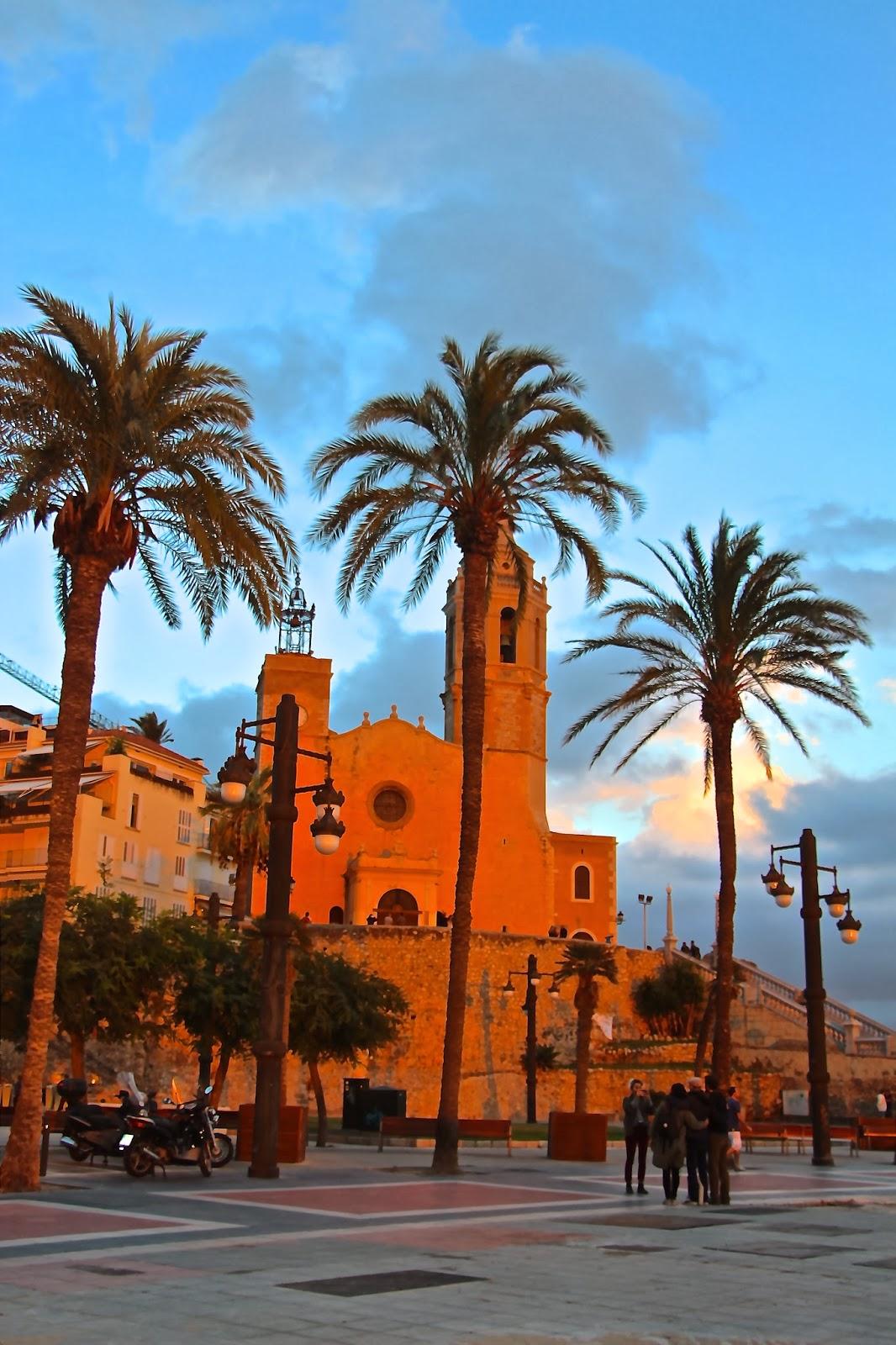 Church of Sant Bartomeu, Sitges