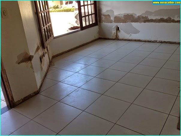 Saiba qual a diferen a entre piso e azulejo meia colher for Azulejos para piso de bano