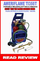 Ameriflame TI350T Oxygen Acetylene Oxy kit