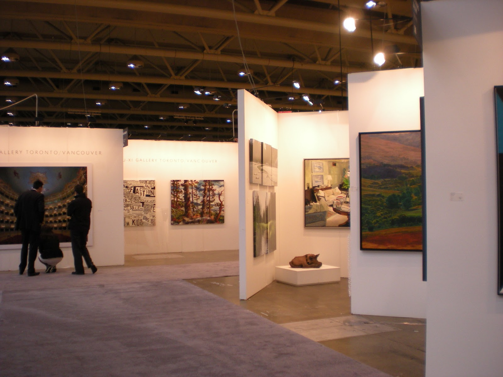 2011 toronto international art
