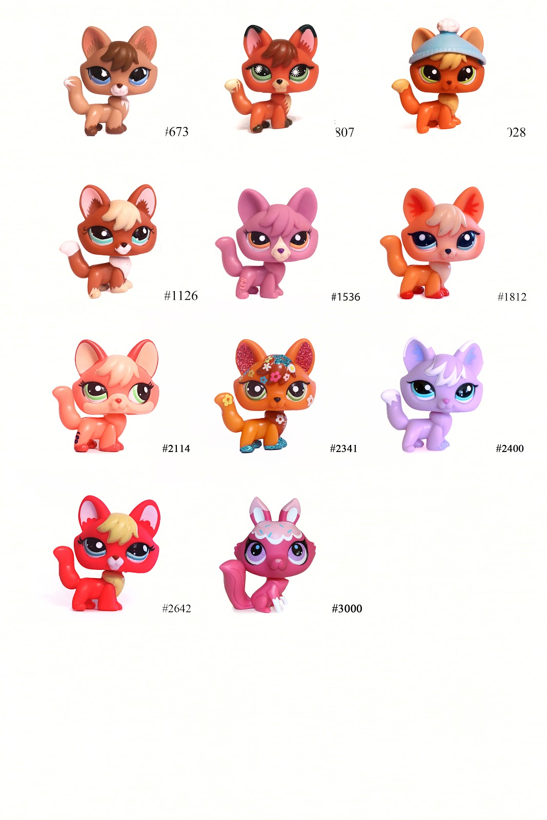 Nicole`s LPS blog - Littlest Pet Shop: Pets: Fox