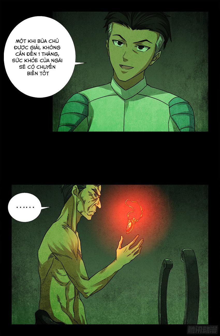 Huyết Ma Nhân Chap 354 - Trang 18