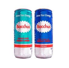 Nước tăng lực Bacchus Hàn Quốc - Nhà sản xuất : Dong A