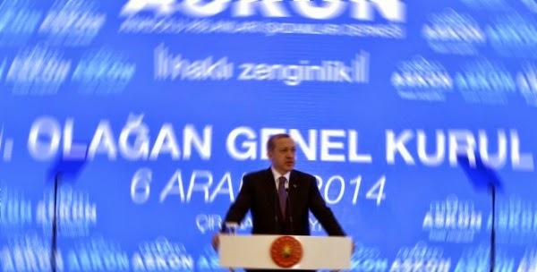 Эрдоган: «Запад окольными путями сотрудничает с Россией»
