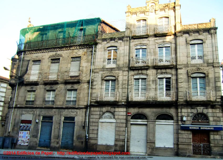 Edificio Espada, antigua sede del Gobierno Civil