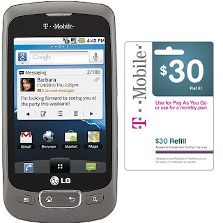 Buy A T Mobile Prepaid Phone Over 50 Get A Free 30