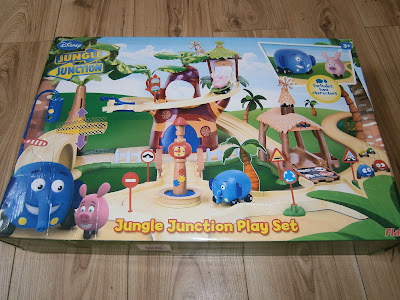 jungle junction tv series playset box