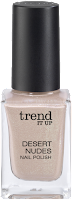 Preview: Die neue dm-Marke trend IT UP - Desert Nudes Nail Polish 050 - www.annitschkasblog.de