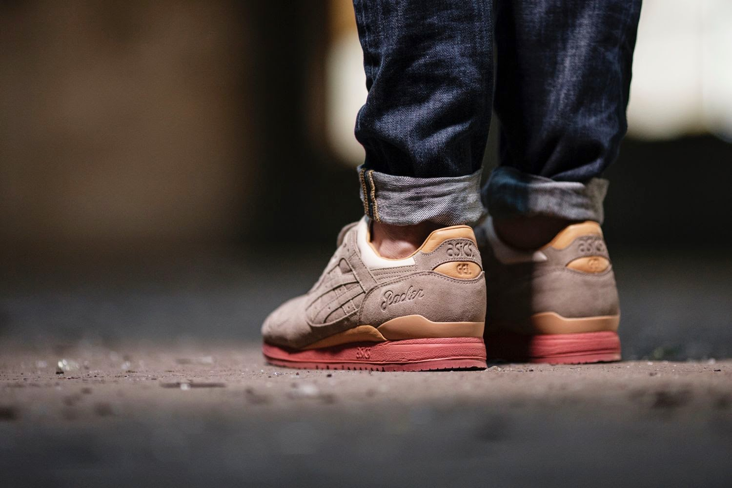 Asics Tiger, Asics, Asics Lifestyle, Parker, Gel-Lyte III, sneakers, calzado, zapatillas, sportstyle, sportwear, moda masculina, Suits and Shirts,