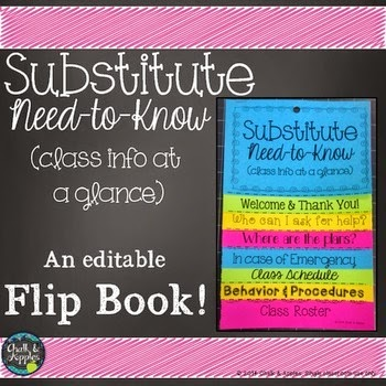 https://www.teacherspayteachers.com/Product/Emergency-Procedures-Flip-Book-Editable-Flipbook-1828803