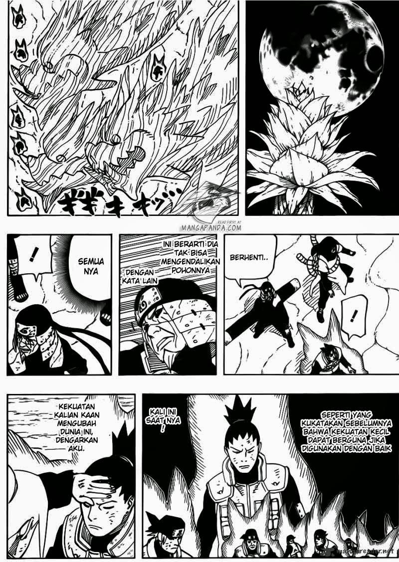 Naruto 652 Indonesia