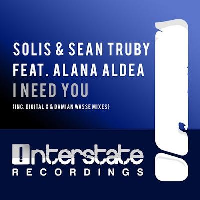 Solis & Sean Truby feat. Alana Aldea - I Need You (Original Mix)
