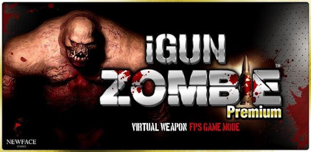 jogo androi iGun Zombie - Premium v1.0