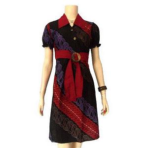 Model Baju Batik Terbaru, Trend Batik Modern 2013
