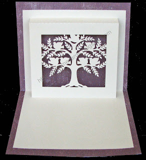 window pop up card