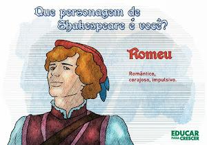 Que personagem masculina de Shakespeare é você?