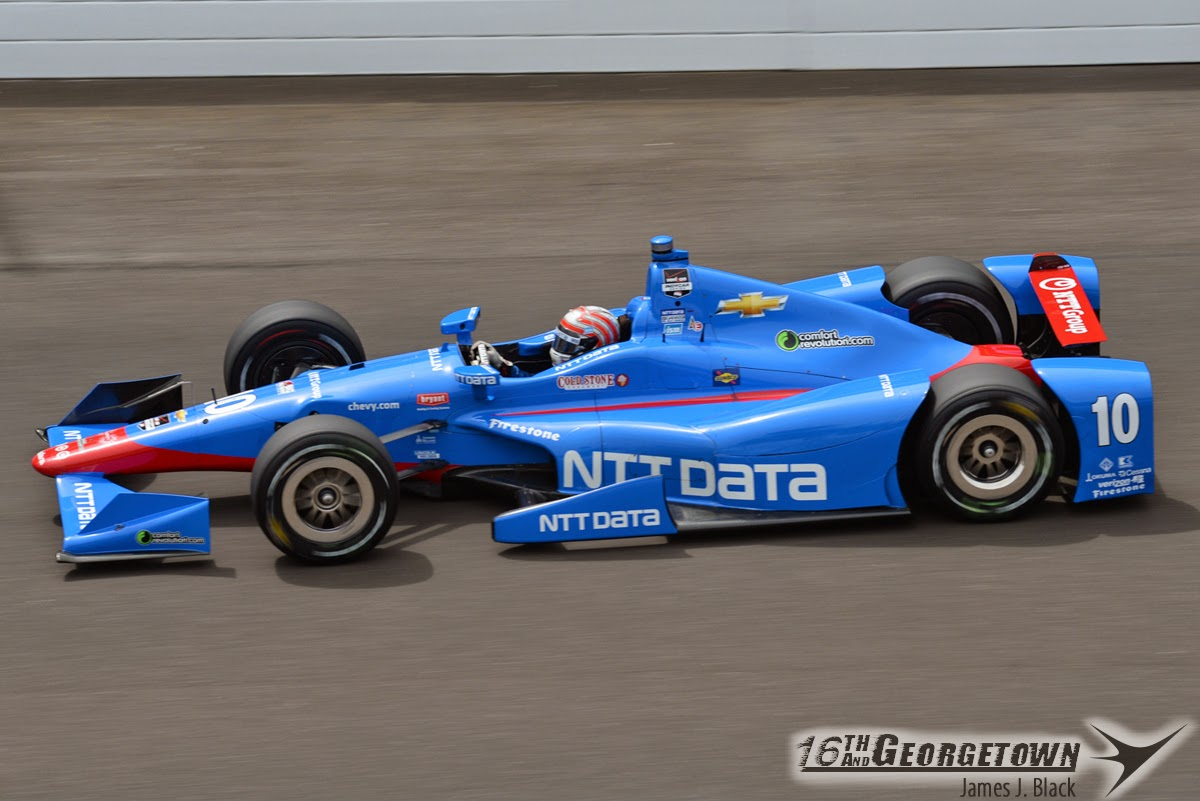 Indianapolis 500 Practice Day 4 ~ 16th And Georgetown