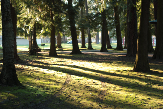 Sandpoint Memorial park