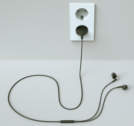 Plug Shaped MP3 Player Seen On www.coolpicturegallery.us