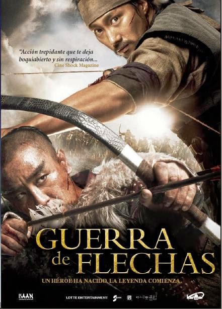 A Guerra das Flechas Torrent Dual Áudio Bluray 1080p