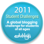 Blog Challenge Badge