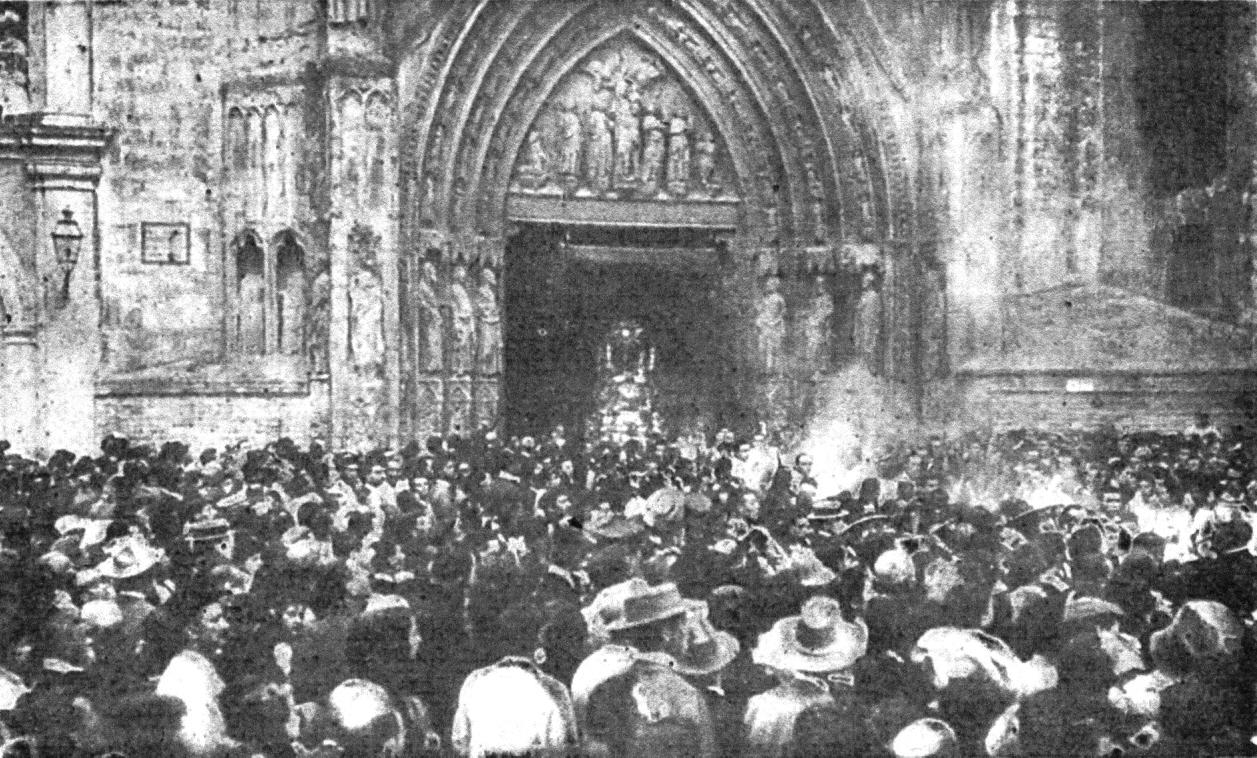 Comunidad valenciana arte y memoria valencia algunas for Fotos antiguas de valencia