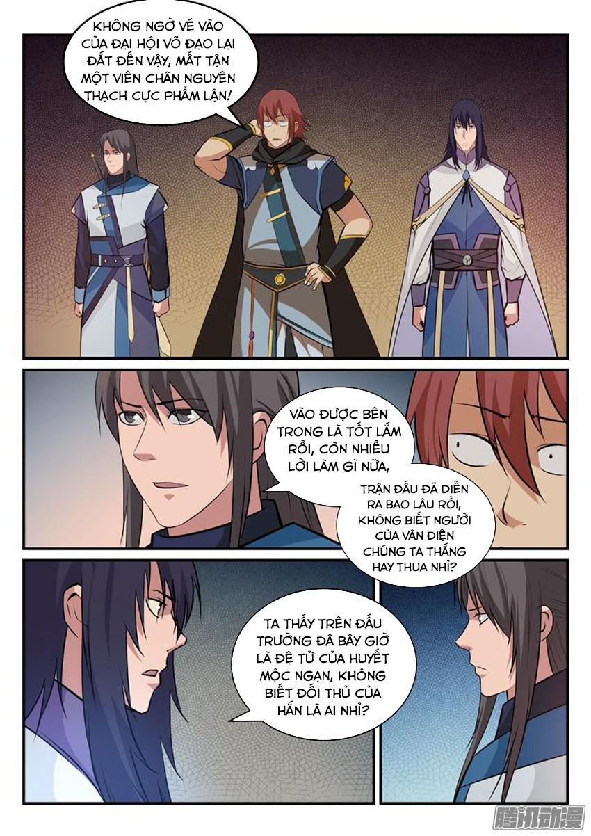 Bách Luyện Thành Thần Chapter 173 - Hamtruyen.vn