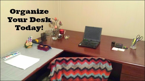 Methodical living how to organize your desk - Organize your desk ...