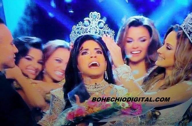 VIDEO- Azuana: Francisca Lachapel nueva reina de Nuestra Belleza Latina