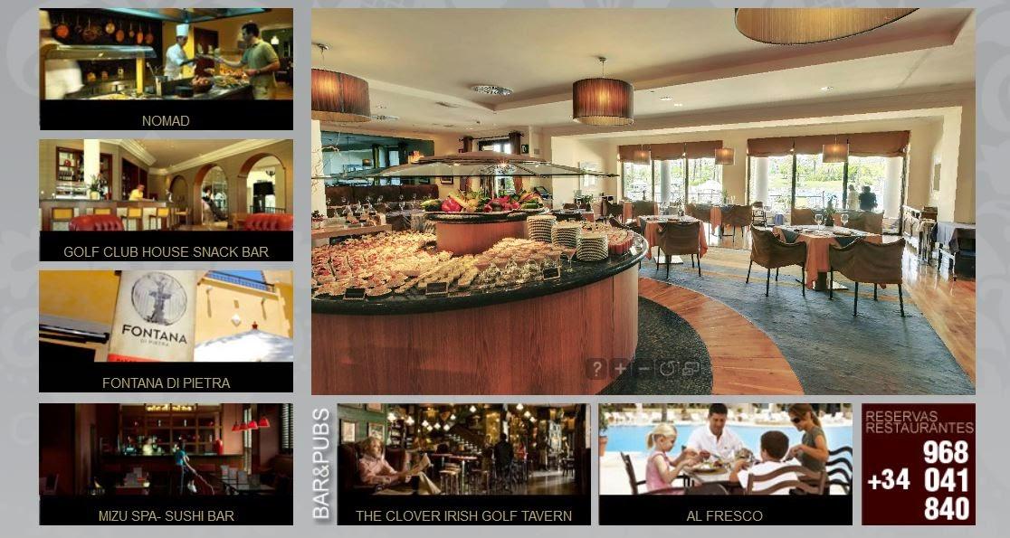 Sorteamos una cena para dos en el restaurante gastronómico Nomad, del Hotel Intercontinental Mar M